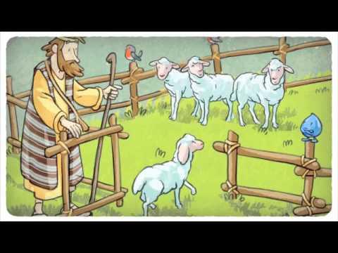 El Pastor Y Sus Ovejas Hola Jesús Infantil