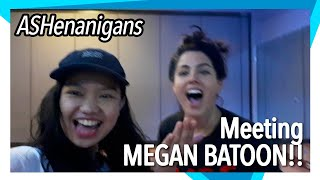Dancing with Megan Batoon for It's A Girl Thing!!!   ASHenanigans
