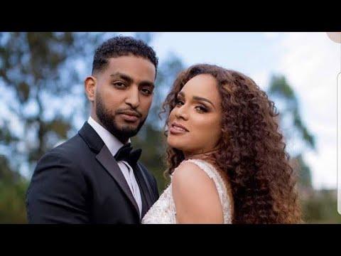 Ethiopian Actress Selam Tesfaye dance with her husband Amanuel