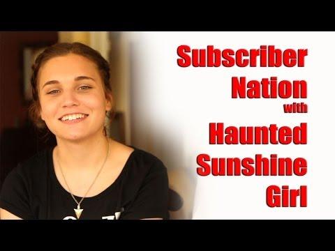 Interview: Haunted Sunshine Girl