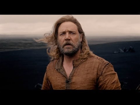 I have faith in Darren Aronofsky, but the first Noah trailer looks a bit too much like your standard end-of-the-world action flick