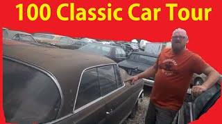 100 Classic Cars Barn find Project & Classics Car Belgium Buyer #1