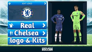 huge selection of 000f9 15aa4 Download How To Create Chelsea F C Team Kits Logo Dream ...