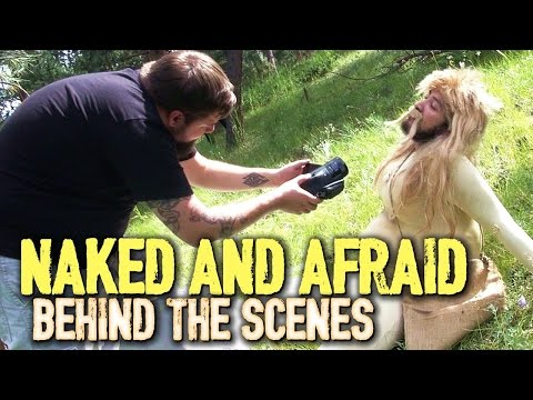 naked and afraid bloopers
