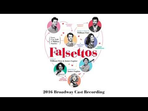 Falsettos Original Broadway Cast Recording Preview