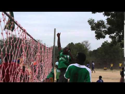 Iris Malawi Sports Camp 2015 Day 1