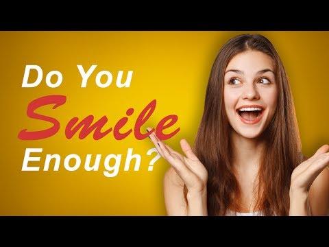 Les principaux avantages de sourire plus souvent
