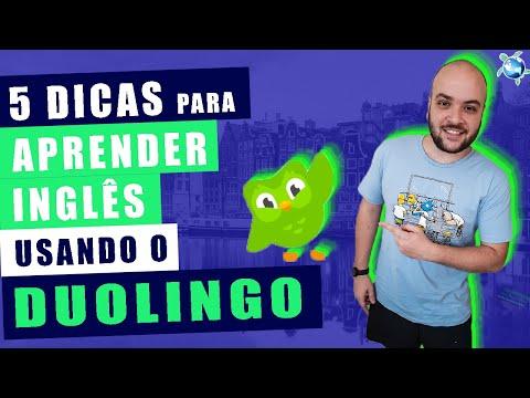 5 dicas para aprender Inglês usando o Duolingo