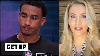 There's one stat that scares scouts about Jordan Love, and it's not INTs - Laura Rutledge | Get Up