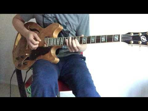 Affirmation  George Benson guitar solo transcription