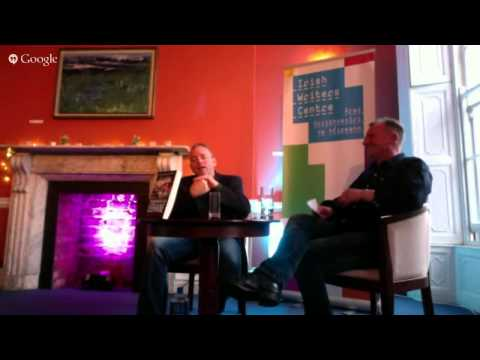 Dennis Lehane in Conversation at the Irish Writers Centre