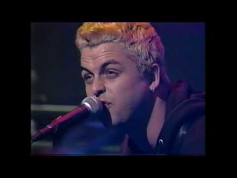 Green Day - Live MuchMusic Studio 2000 [Intimate and Interactive PROSHOT] (Toronto, Canada HD 720p)