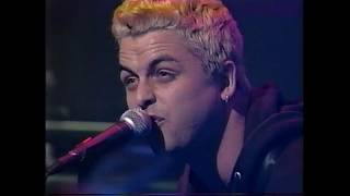 Green Day - Live MuchMusic Studio 2000 [Intimate and Interactive PROSHOT] (Toronto, Canada HD 720p)