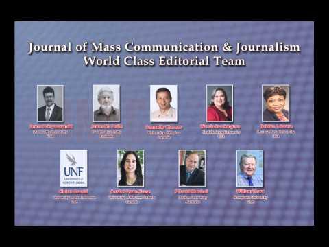 Mass Communication & Journalism Journal   OMICS Publishing Group