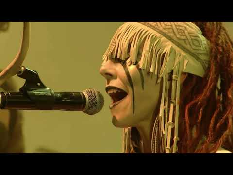 Maria Franz Of Heilung - LIFA Vocals