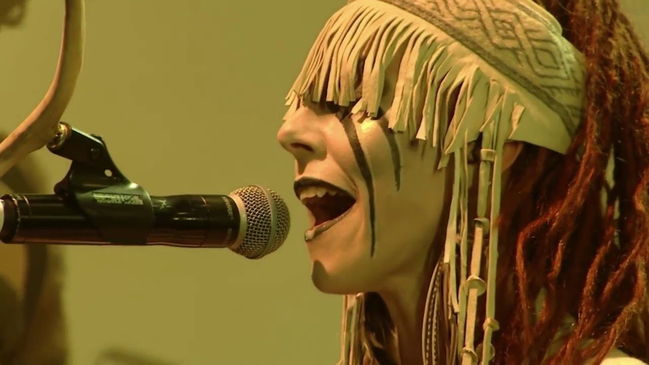Maria Franz of Heilung - LIFA Vocals #1