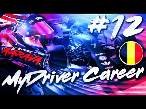 TOP 5 SCRAP FOR THE LEAD! - F1 MyDriver CAREER S7 Part 12: Belgium