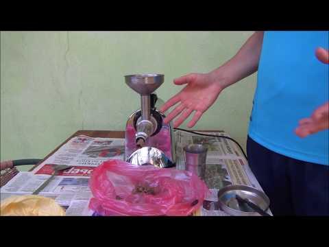 Как в домашних условиях сделать льняное масло