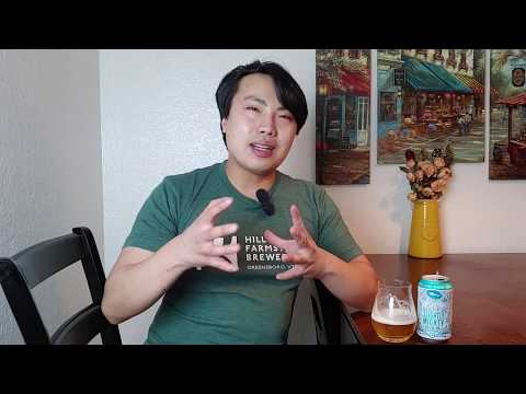 Dogfish Head Slightly Mighty (Amazing Low Calorie IPA?!) Review - Ep. #2107