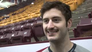 Gopher Hockey Embraces Movember
