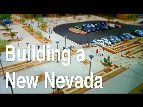 Building a New Nevada