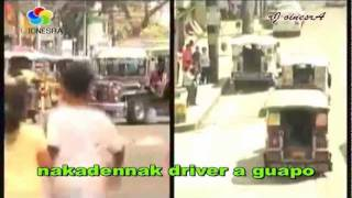 DRIVER A NADAWEL - ILOCANO SONG VIDEO WITH LYRICS