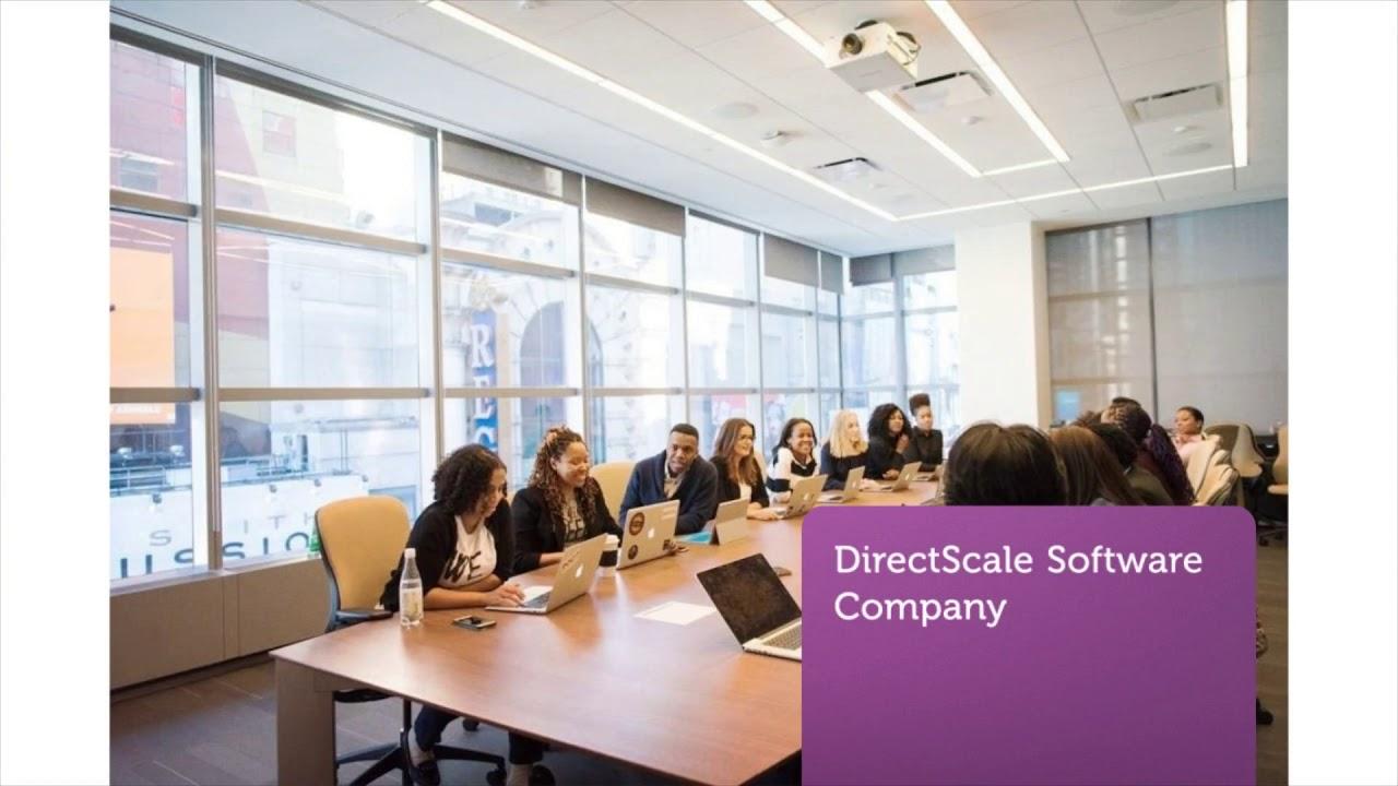 DirectScale Orem UT : Software Company