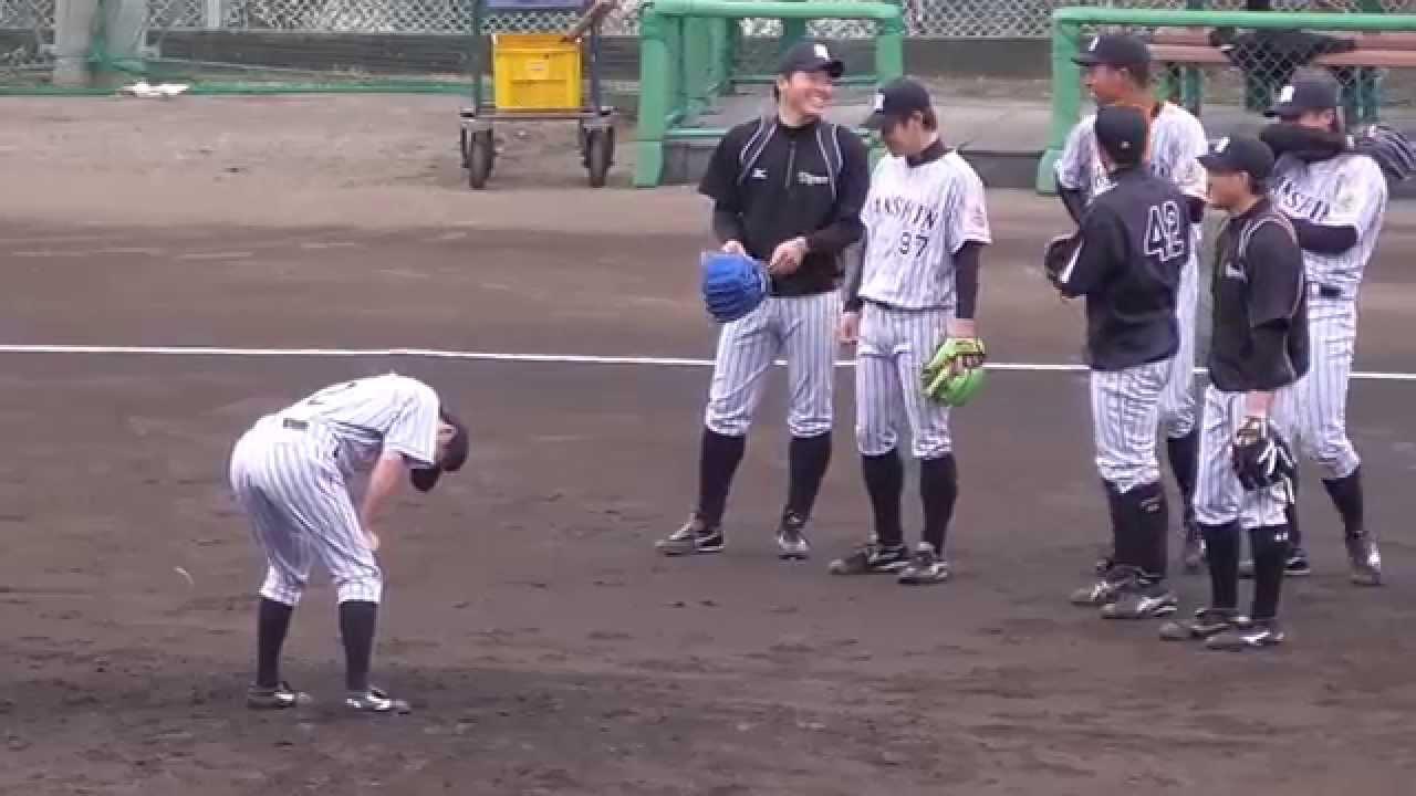 野球】2015.2.7 阪神 春季キャン...