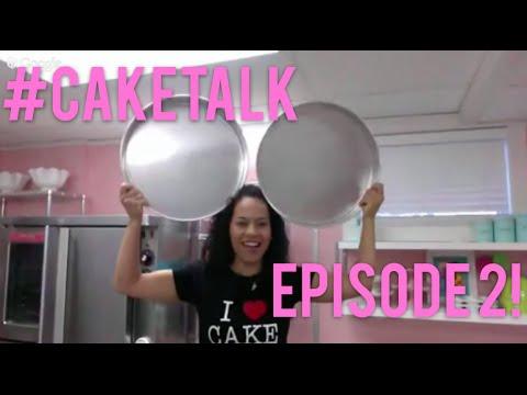 #CakeTalk Episode 2 - A TOUR OF MY KITCHEN!