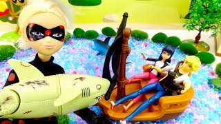 Леди Баг и Супер Кот на свидании. Новая серия для девочек