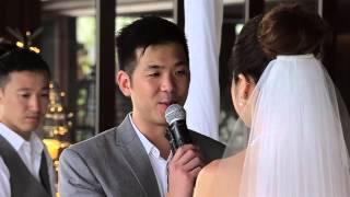 Jessi & Justin - Phuket Wedding @ Pullman Arcadia Resort
