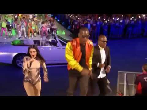 London 2012 Olympic Closing Ceremony (Tinie Tempah, Jessie J & Taio Cruz).mp4