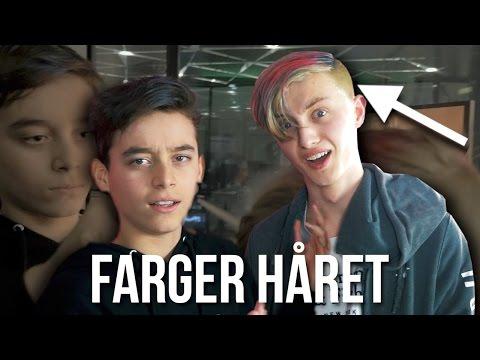 FARGER HÅRET? - Norsk Vlogg
