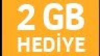 عرض 2GB لمدة أسبوع لخطوط تركسل من خلال برنامج بيب bip