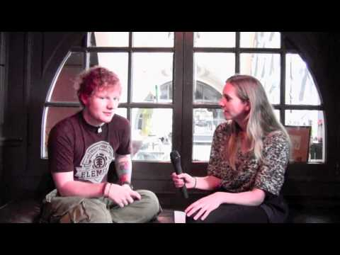 Thumbnail: Ed Sheeran Shares First Impression of Taylor Swift + Touring Shenanigans