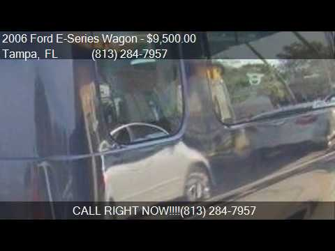 2006 Ford E-Series Wagon XL for sale in Tampa, FL 33604 at F