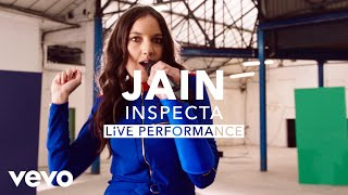 Jain - Inspecta (Live) I Vevo X
