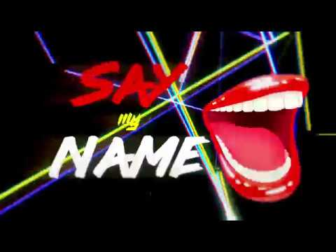Bruno Be, Fancy Inc - Spectrum (Say My Name) [Lyric Video]
