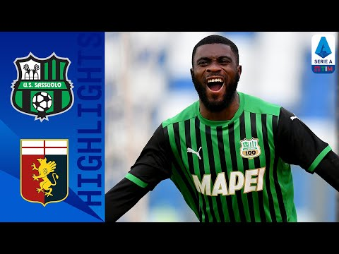 Sassuolo 2-1 Genoa | Boga scores then sets up the winner for Sassuolo! | Serie A TIM