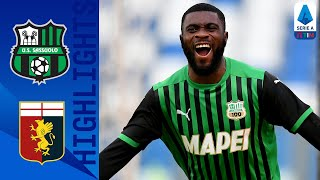 Goals from boga and raspadori secure the sassuolo victory | serie a timthis is official channel for a, providing all latest highlights, int...