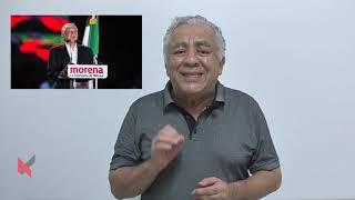 SE ESPERA QUE AMLO META ORDEN POLITICO / CARLOS CARDIN DE AQUÍ SOY DE QUINTANA ROO