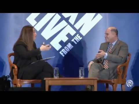 NYPL: Matthew Weiner  A.M. Homes part 1 of 2