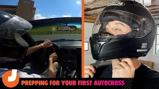 homepage tile video photo for How to Prep for Your First Autocross Session  |  Project Driveway