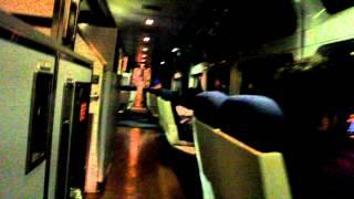 Inside the Amtrak Southwest Chief