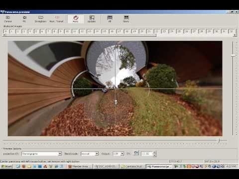 Photography Tutorial: 360X180 Planet Panoramas