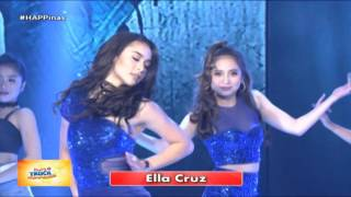 Yassi Pressman and Ella Cruz Ultimate Dance Showdown on Happy Truck Happinas