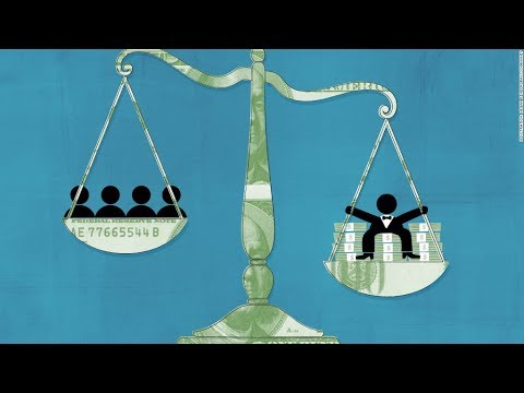 Shocking New Numbers on Income Inequality