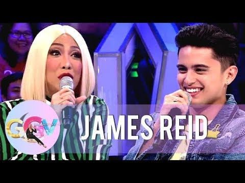 Exclusive revelations from James Reid | GGV