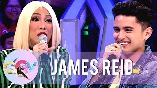 Exclusive revelations from James Reid GGV