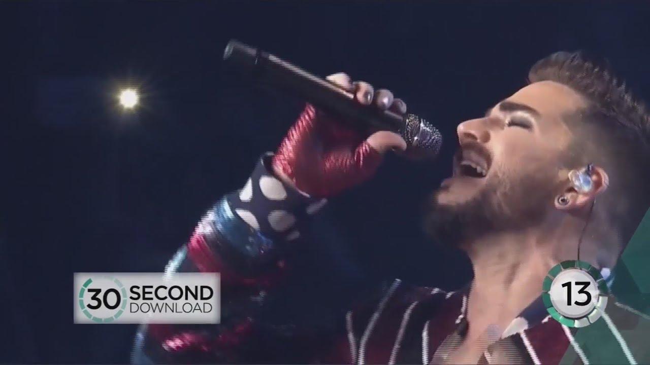 Queen Adam Lambert To Launch Tour In 2019 12518 Youtube
